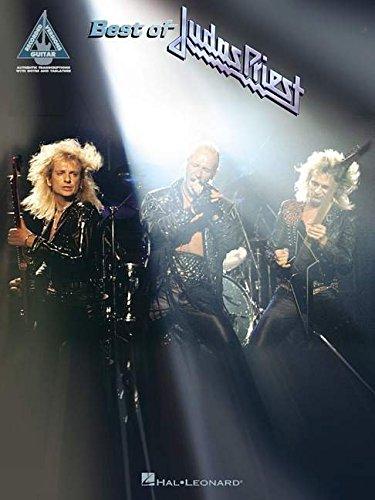 9780634018817: Best of Judas Priest (Guitar Recorded Versions)