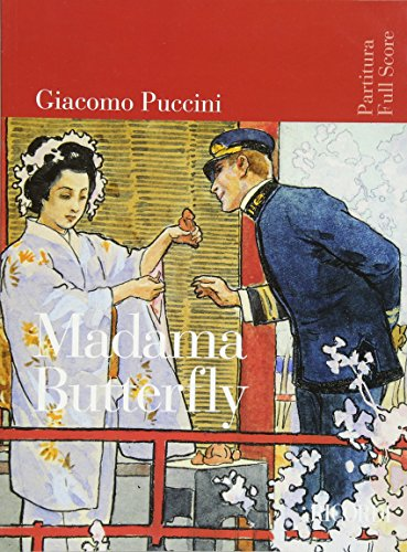 9780634019449: Madame Butterfly: Full Score