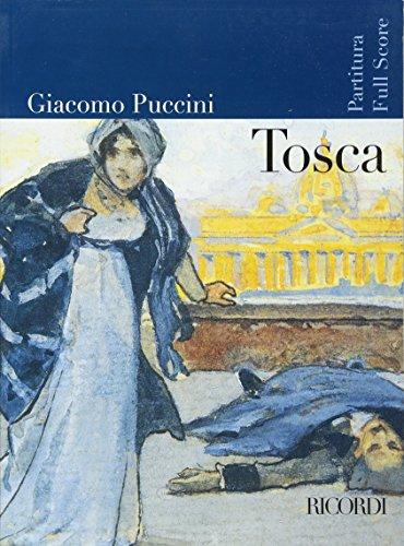 9780634019456: Tosca: Full Score