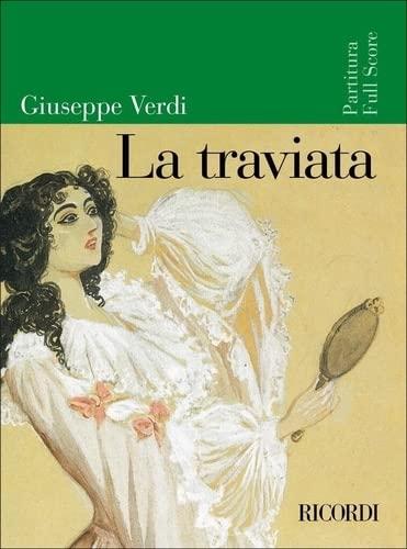 9780634019463: La Traviata: Full Score
