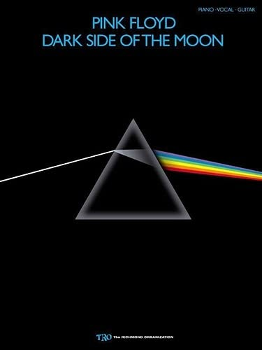 9780634019487: Pink Floyd - Dark Side of the Moon (Piano/Vocal/Guitar Artist Songbook)