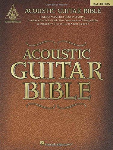9780634019555: Acoustic Guitar Bible