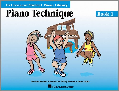 9780634019616: Hal Leonard Student Piano Library: Piano Technique Book 1