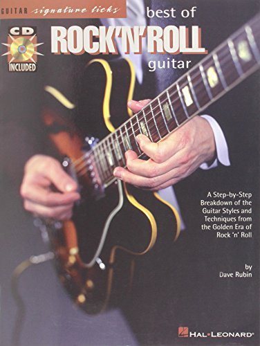 9780634019784: Best of Rock 'n' Roll Guitar (Signature Licks)