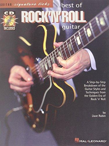 9780634019784: Best of Rock 'n' Roll Guitar (Signature Licks)
