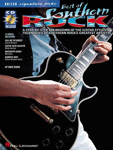 9780634019890: Best of Southern Rock