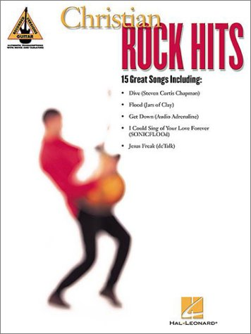Christian Rock Hits: Hal Leonard Corp.