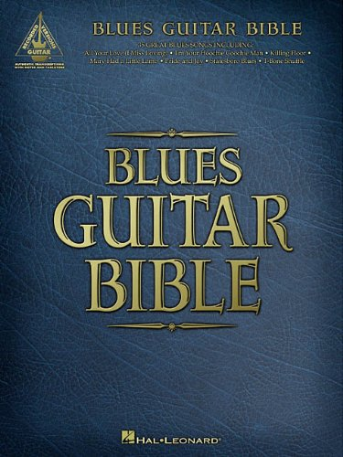 9780634020247: Blues Guitar Bible (Guitar Recorded Versions)