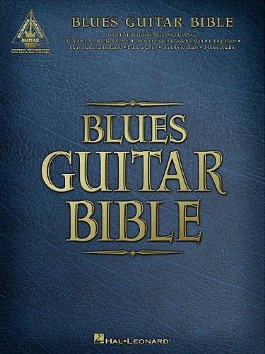 9780634020247: Blues Guitar Bible (Guitar Recorded Versions)