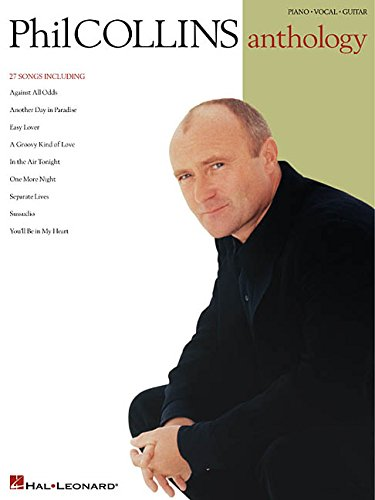 9780634020643: Phil collins anthology piano, voix, guitare