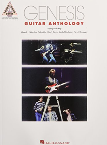 9780634020674: Genesis Guitar Anthology (Guitar Recorded Versions)
