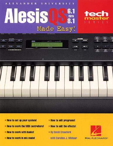 9780634020827: Alesis QS Made Easy!: 6.1 thru 8.1