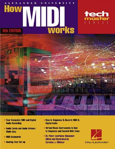 9780634020834: How MIDI Works (Teach Master)