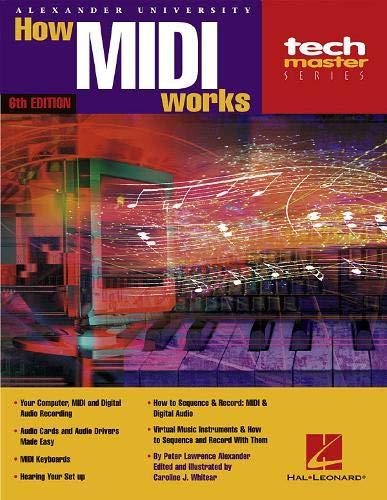 9780634020834: How midi works - 6th édition livre sur la musique (Teach Master)