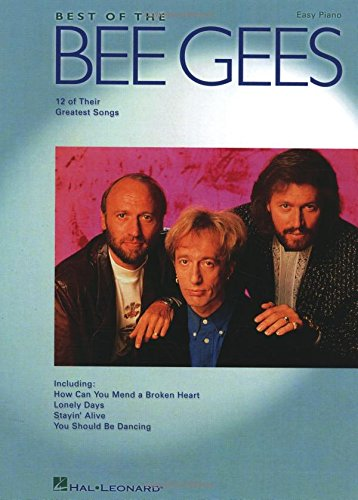 9780634020902: Best of the Bee Gees (Easy Piano (Hal Leonard))