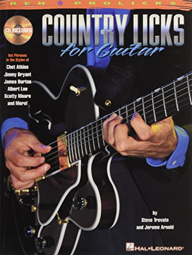 9780634021305: Country Licks for Guitar