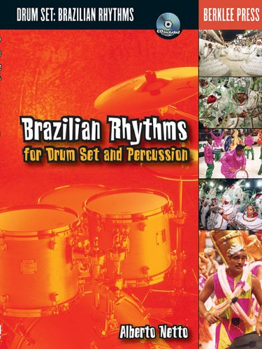 9780634021435: Brazilian Rhythms for Drum Set and Percussion