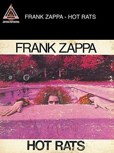 9780634021527: Partition : Zappa Franck Hot Rats Guit Tab