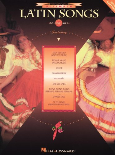 9780634021800: Ultimate Latin Songs 80 Hot Hits - 2Nd Edition