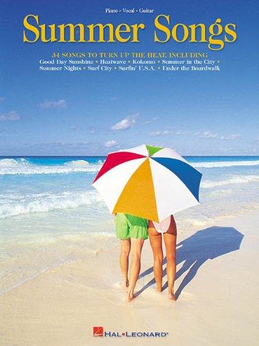 Summer Songs: Hal Leonard Publishing Corporation