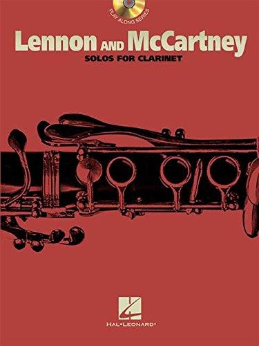 9780634022074: Lennon and McCartney Solos: for Clarinet (Instrumental Folio)