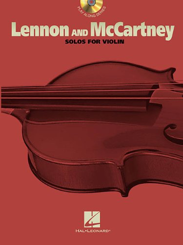 9780634022142: Lennon and mccartney solos (violin) violon+CD