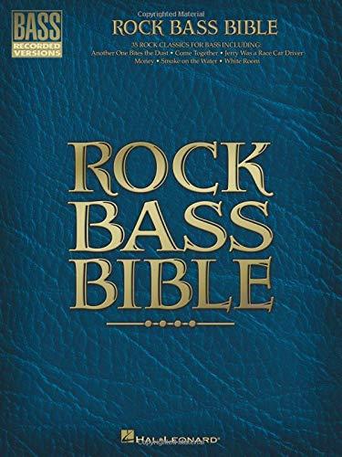 9780634022166: Rock Bass Bible (Bible (Hal Leonard))