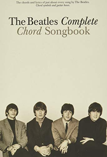 9780634022296: The Beatles Complete Chord Songbook