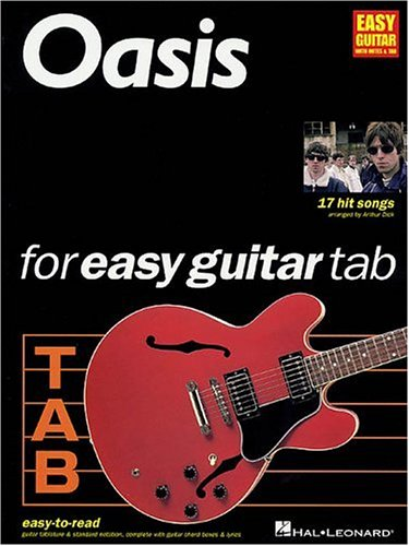 9780634022340: Oasis for Easy Guitar Tab