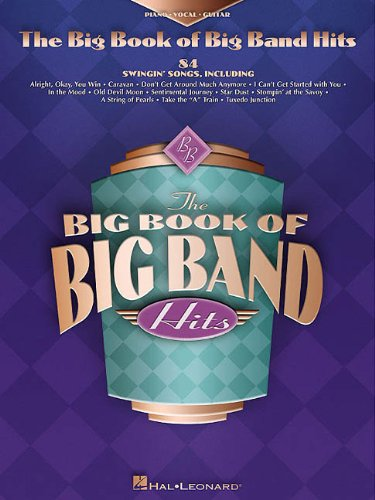 9780634022463: The Big Book of Big Band Hits (Big Books of Music)