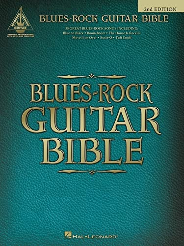 9780634022579: Blues-Rock Guitar Bible (Guitar Recorded Version)
