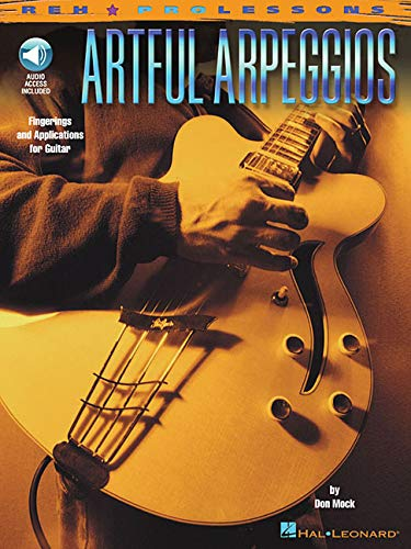 9780634022616: Artful Arpeggios: Fingerings And Applications for Guitar
