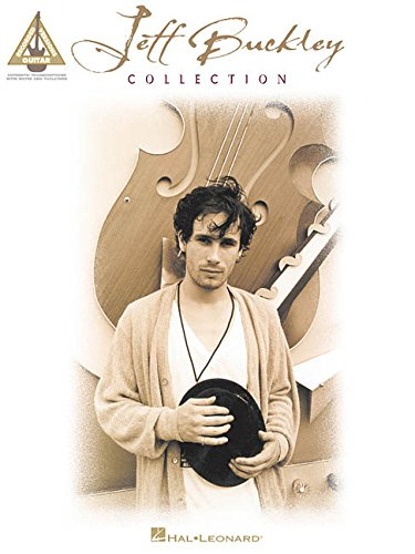 9780634022654: Jeff Buckley Collection: Guitar Recorded Versions