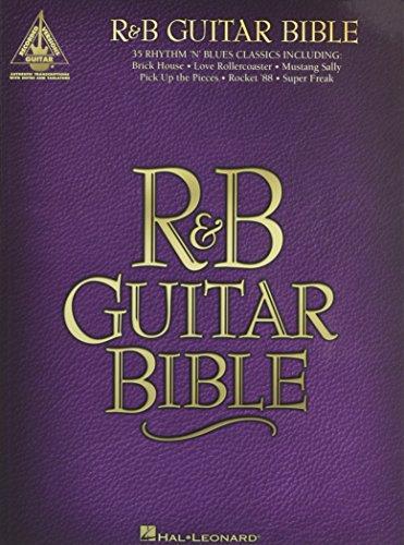 9780634022869: Randb Guitar Bible
