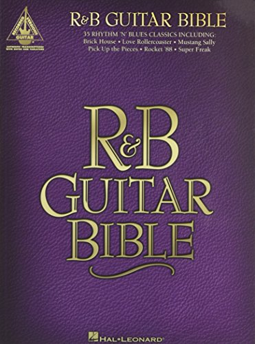 9780634022869: R&B Guitar Bible