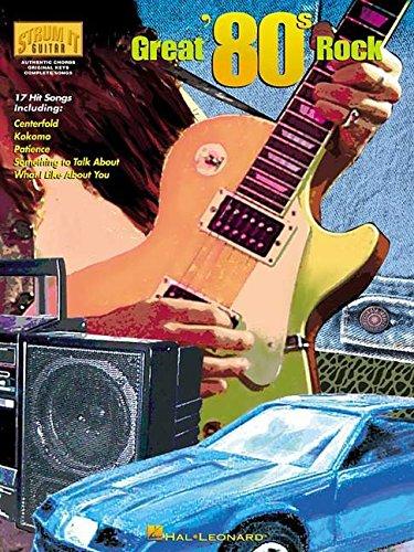 9780634022876: Great '80s Rock: Strum it (Guitar)