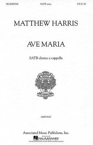 Ave Maria: Matthew, Harris