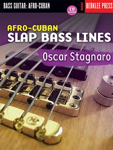 9780634023781: Afro-Cuban Slap Bass Lines (Book & CD)