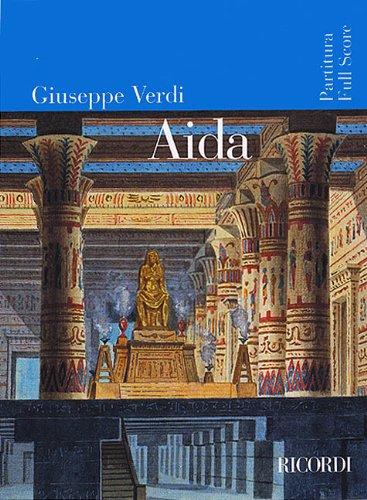 9780634023842: Aida: Opera in Quattro Atti