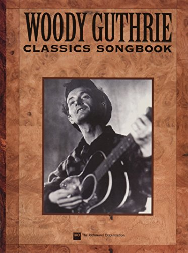 9780634024054: Woody Guthrie Songbook (Richmond Music ¯ Folios)