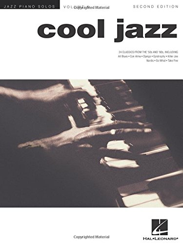 9780634025556: Cool Jazz: Jazz Piano Solos Series Volume 5