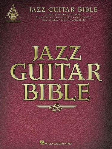 9780634025624: Jazz Guitar Bible