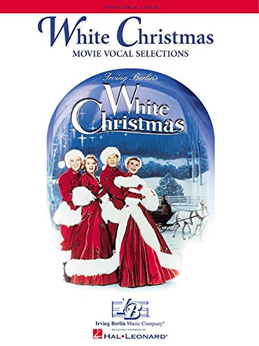 9780634025686: White Christmas: Movie Vocal Selections (Piano/Vocal/Guitar Songbook)