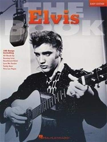 9780634025747: Partition : Presley Elvis The Book Easy Guitar
