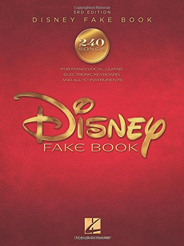 9780634025785: Disney Fake Book
