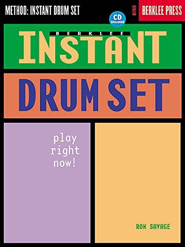 9780634026027: Instant Drum Set