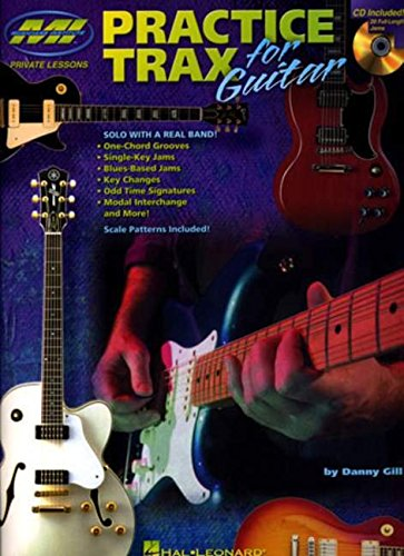 9780634026218: Practice Trax for Guitar (Private Lessons)