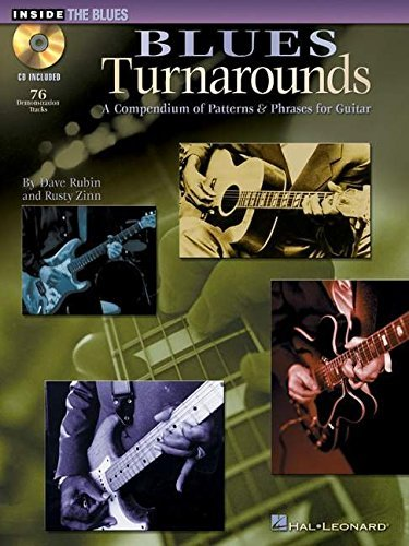 9780634026225: Blues Turnarounds: A Compendium of Patterns & Phrases for Guitar (Inside the Blues)