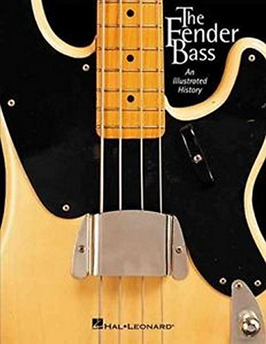 9780634026409: The Fender Bass: An Illustrated History