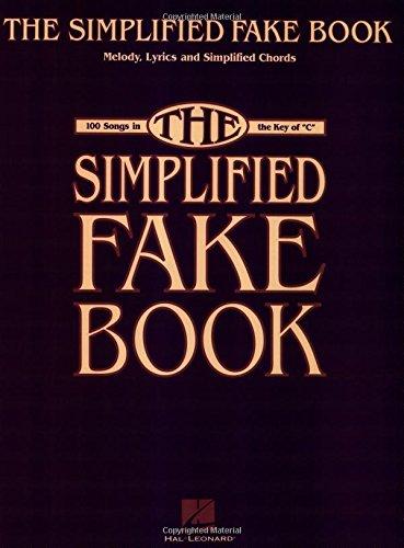 9780634026553: The Simplified Fake Book (Fake Books)